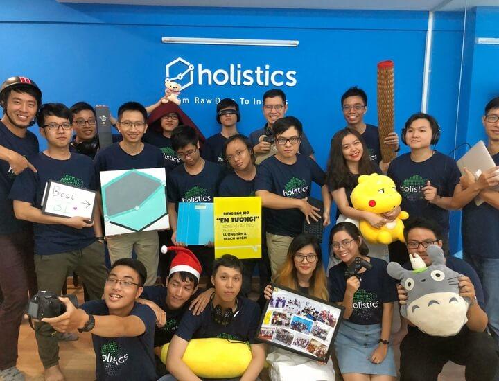 Holistics Software