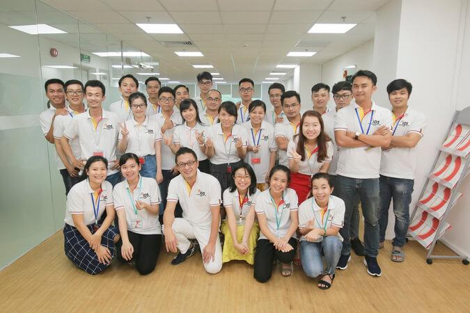 International Digital Services Vietnam