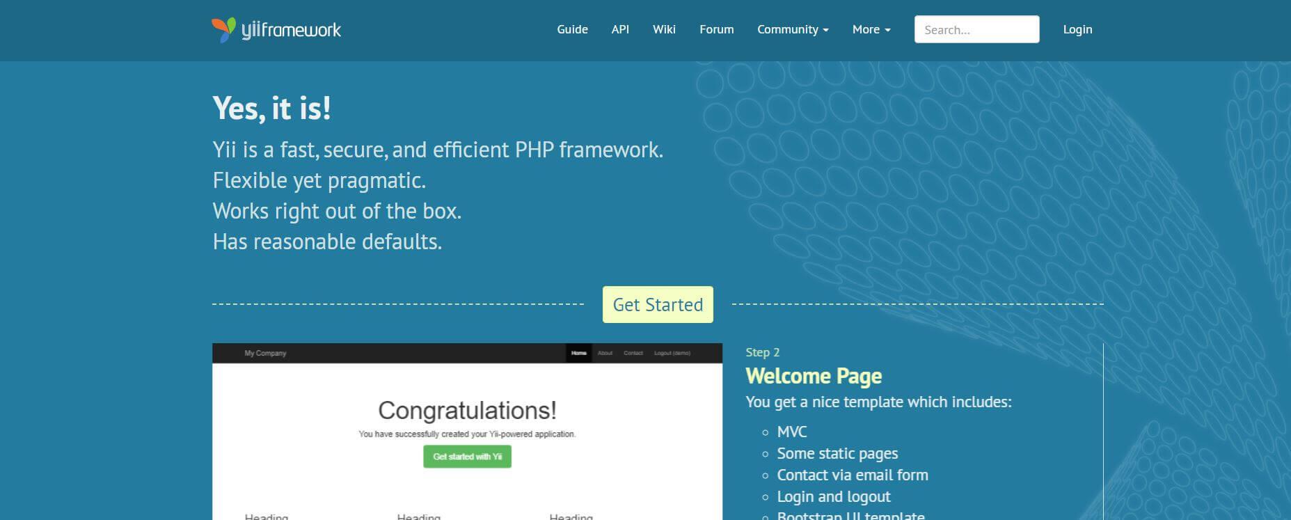 framework-php-7